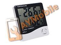 Цифровий термометр гигрометр HTC-1 термометр з електронним датчиком температури і вологості