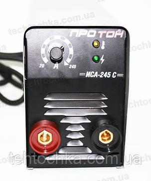 Сварочный инвертор ПРОТОН ИСА - 245 КС, фото 2