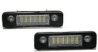Лед/LED Подсветка номера Ford Mondeo Mk2 96-00,Ford Fiesta 01-, Fusion 01-,