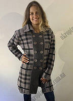 """Кардиган-пальто женский (46-50) """"Atlas"""" - купить оптом со склада LM-5321"""