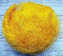 Сизаль № 09  (жовта)  36-39г