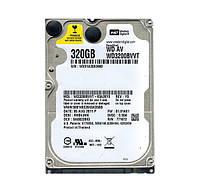 Жесткий диск (HDD) Western Digital 320GB (WD3200BVVT) (5400RPM)