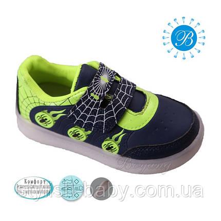 d2587b5da Детская спортивная обувь с подсветкой - (не все светятся) бренда Tom.m  (Boyang) для мальчиков (рр. с 21 по 26)