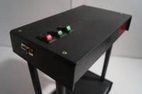 Хронограф вимірювач швидкості кулі для вогнепальної оружияХР745 bluetooth вбудований акумулятор