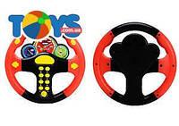 Детский руль серии «Веселые гонки», 0582A-11