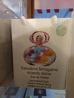 Женский парфюм в подарочной упаковке Salvatore Ferragamo Incanto Shine 60 мл