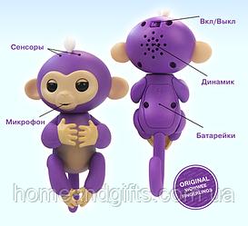Интерактивная обезьянка Monkey Fingerlings