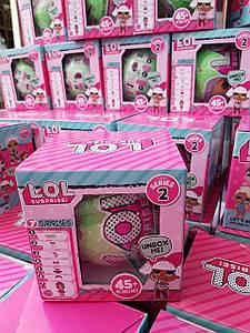 Кукла ЛОЛ 2 серия от 5 шт