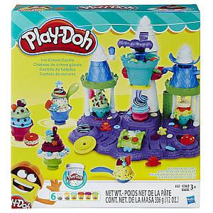 Набор Play-Doh Ice Cream Castle