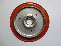 Мембрана трехходового клапана котлов Hermann, Immergas, Sime, Nobel (red)