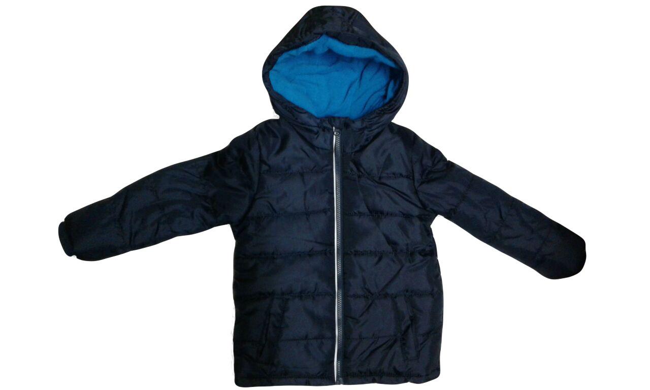 Куртка для мальчика на флисе, Lupilu, размеры 104. арт. 796