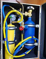Свароч. пост СП-001,5 (кислород 1,5 литра + 1 литра мап или пропан)