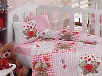 Детское постельное белье Cotton Box Yumi Kahve, фото 1