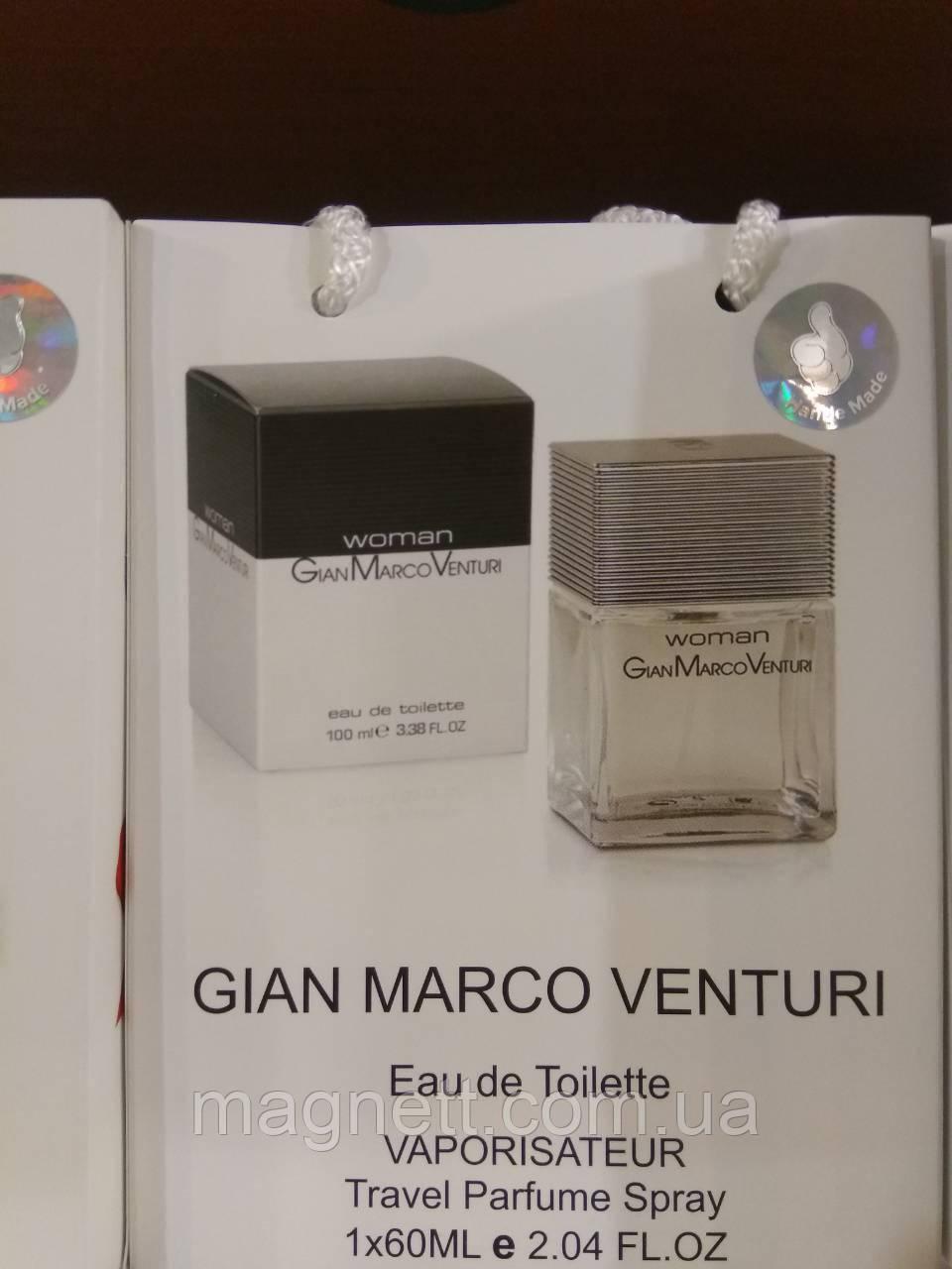 Женский парфюм в подарочной упаковке Woman Gian Marco Venturi 60 мл