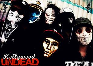 Плакат Hollywood Undead 05
