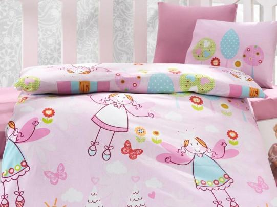 Детское постельное белье Cotton Box Masal Pembe
