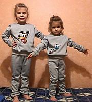 Детский костюм из ткани Polartec Power Stretch