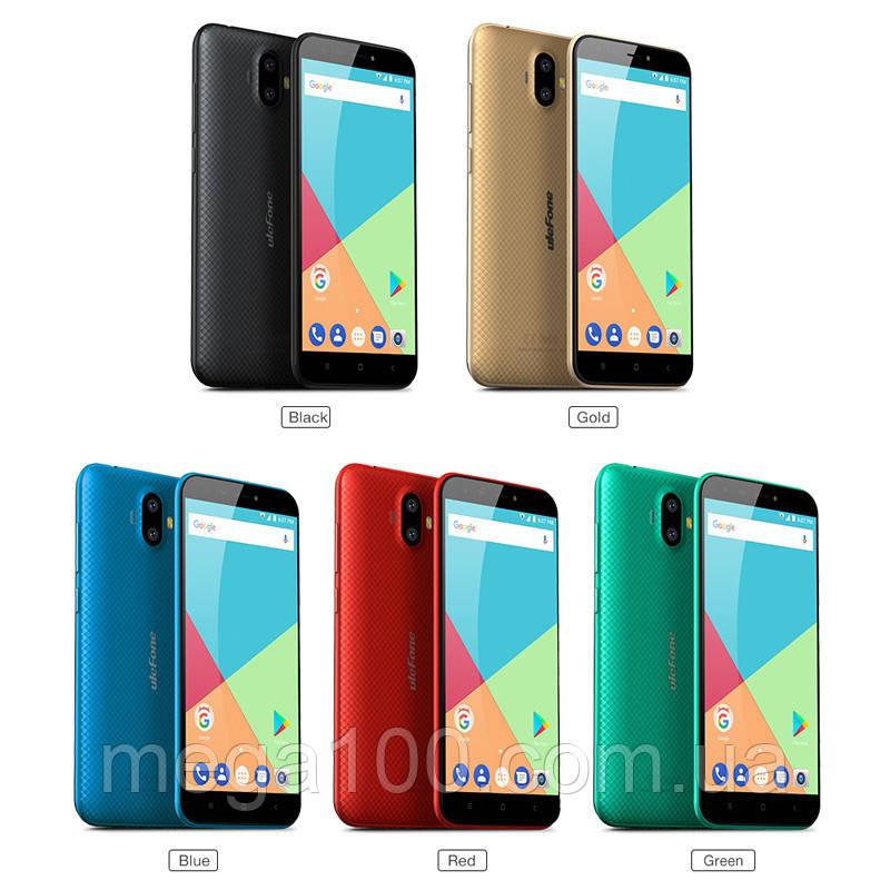 """Смартфон Ulefone S7 (""""5, памяти 1/8, акб 2500 мАч)"""