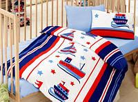 Детское постельное белье Cotton Box Denizci Mavi, фото 1