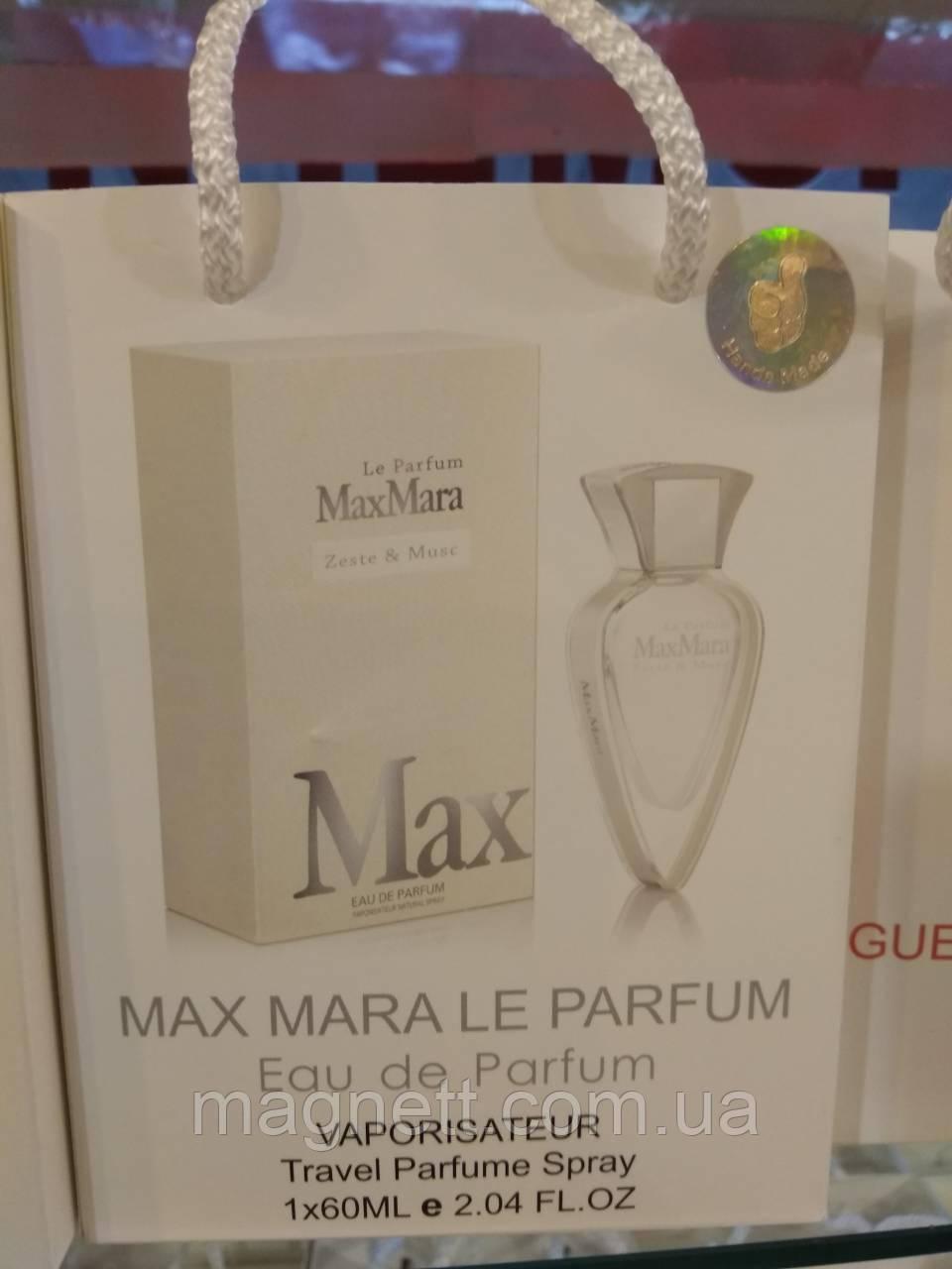 Женский парфюм в подарочной упаковке Max Mara Le Parfum 60 мл
