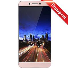 "☞Смартфон 5.5"" LeEco (LeTV) S3 X626, 4GB+32GB Розовое золото 10 ядер Helio X20 Android6 Быстрая зарядка 21 Мп"