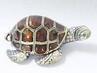 Китайская шкатулка  мод.JZ221 Черепаха 2