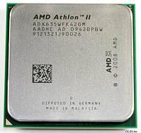 Процесор AMD Athlon II 635 X4 2.9 AM3