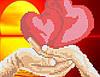 Влюбленный сердца
