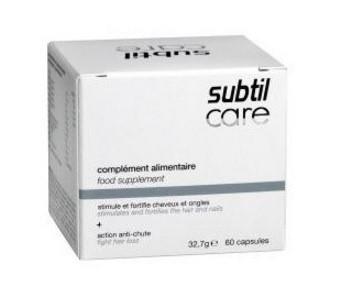 Для интенсивного роста волос - DUCASTEL SUBTIL CARE complement alimentaire fortifiant