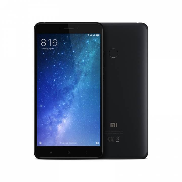 Cмартфон Xiaomi Mi MAX2 Black(4/64GB) Глобальная версия