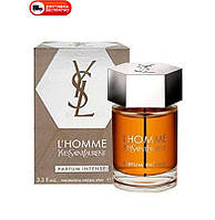 Мужская туалетная вода YVES SAINT LAURENT L`HOMME PARFUM INTENSE EDT 100 ML