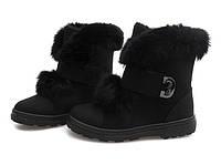Женские ботинки,сникерсы на зиму, фото 1