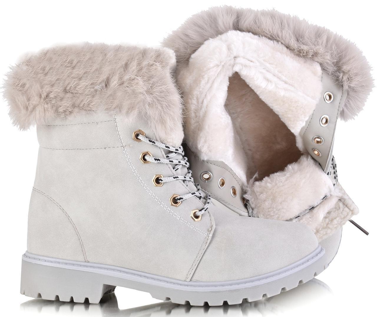 Польские зимние ботинки для девушек любого возраста