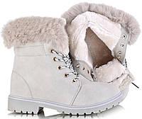 Польские зимние ботинки для девушек любого возраста, фото 1