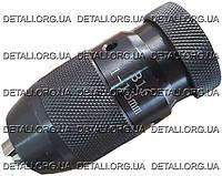 Патрон сверлильный станок самозажимной B16 1-13 мм металл