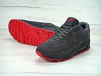 Мужские зимние кроссовки Nike Air Max 90 VT Tweed с мехом