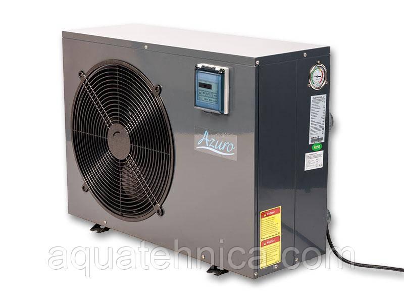 Тепловой насос Azuro PASRW010-P-AF для бассейна до 30 м3 (5 кВт)