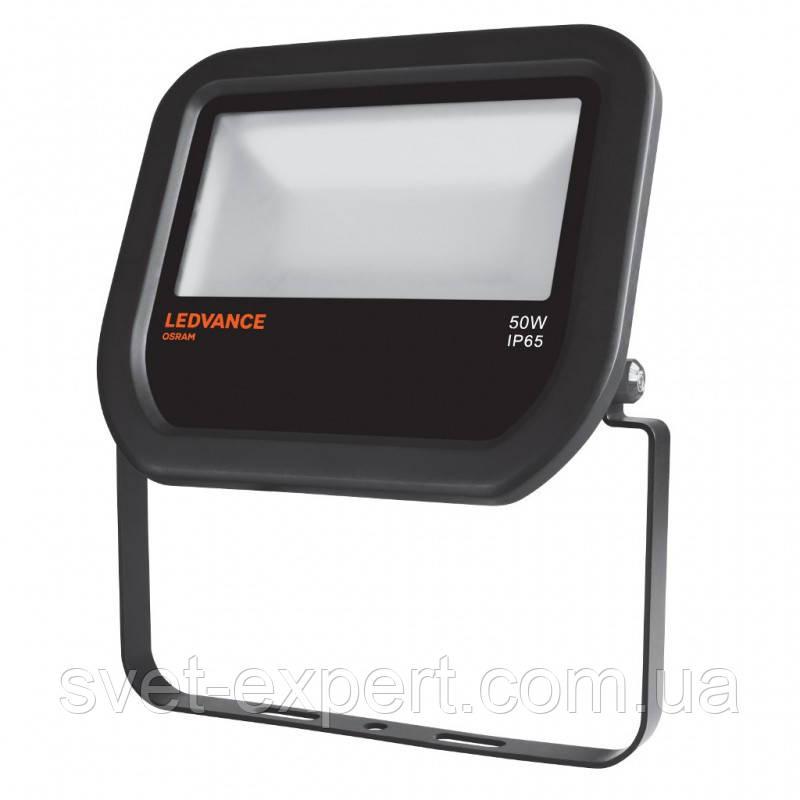 Прожектор светодиодный FLOOD LED 50W/3000K BK 100DEG IP65
