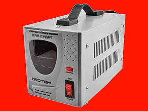 Напольный стабилизатор напряжения Протон СН-500 С