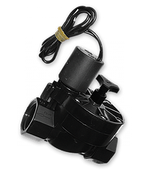 """Электромагнитный клапан с регулятором потока РВ 1"""", 24VAC 50/60Hz, DSA-4202"""
