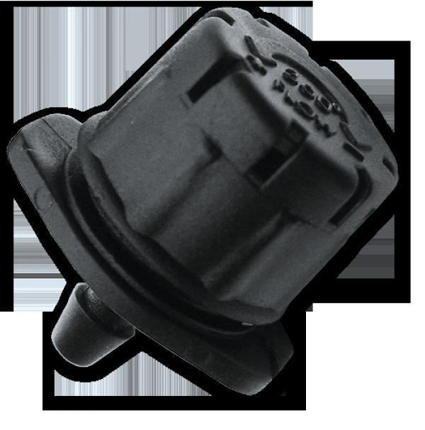 Ороситель регулируемый линейный 360° для трубки 4мм (10 шт), DSZ-1401