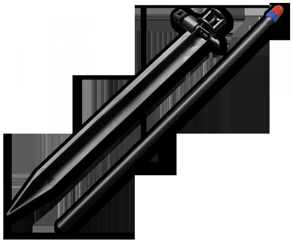 Ороситель с миникраном на колышке 360° (5 шт), DSZ-5708