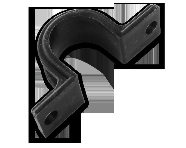 Кронштейн зажимной для трубки 13мм (5 шт), DSA-4013