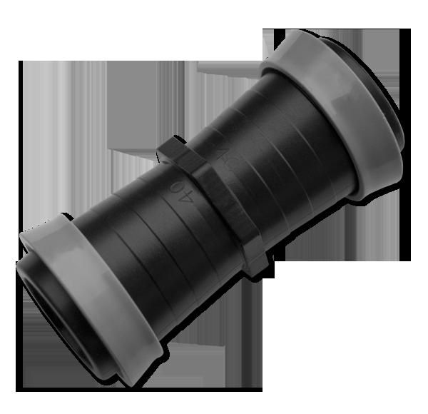 Муфта для ленты оросительной GOLD SPRAY 32 мм, DSTA17-32L