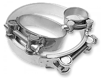 Хомут силовой одноболтовый GBS W1 113-121/24 мм, GBS117/24