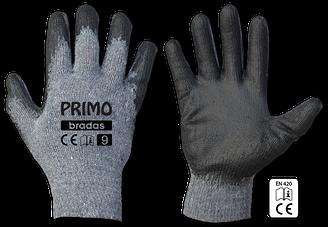 Перчатки защитные PRIMO латекс, размер 9, RWPR9