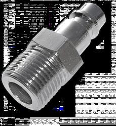 """Адаптер РН 1/2"""" STAL-CHROM, SE2-4PM/STEEL"""