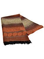 Зимний шарф мужской