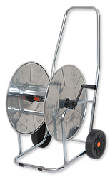 Тележка для шланга, 3/4′′ 90м, SOLID ZINCATO, AG3317