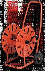 Тележка для шланга, 3/4′′ 90м, PROFESSIONAL, AG317